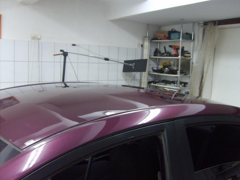 Ремонт крыши Hyundai Solaris